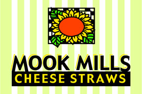 Mook Mills Cheese Straws