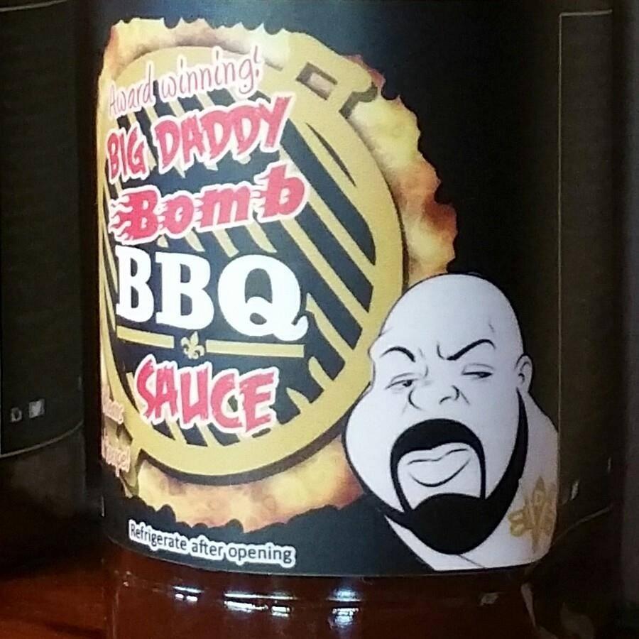Big Daddy BBQ Sauce
