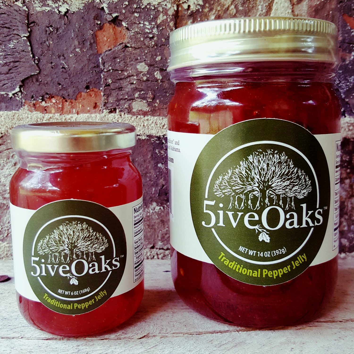 5ive Oaks Pepper Jelly
