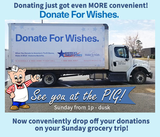 Donate for Wishes!