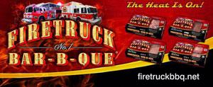 Firetruck Bar-B-Que