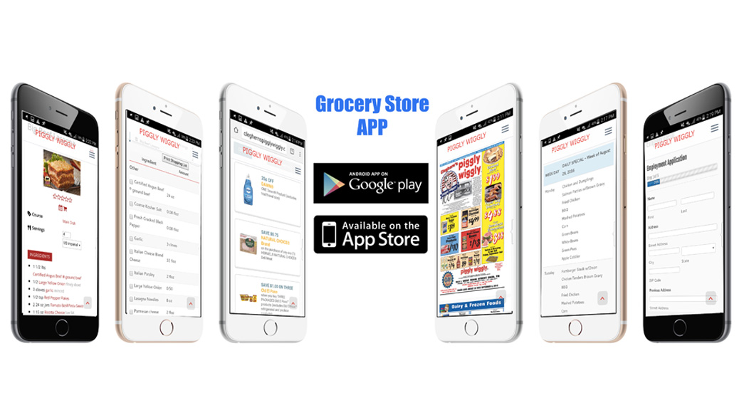 Grocery Store App